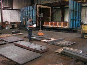 Annealing Steel