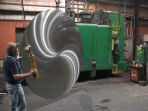 Blanchard Grinding Steel