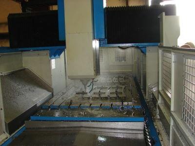 CNC Machine Template