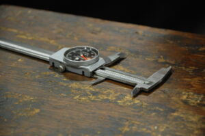 calipers are common inspection equipment