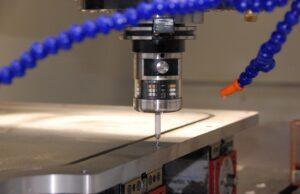 Renishaw Optical Probe