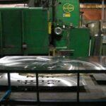 Industrial Steel Machine Table