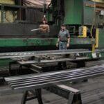 Long Steel Bars