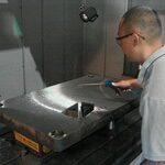Press Plate Machined