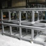 Steel Workbench Frames