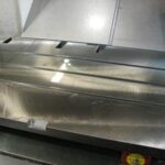 T Slotted Bolster Plate