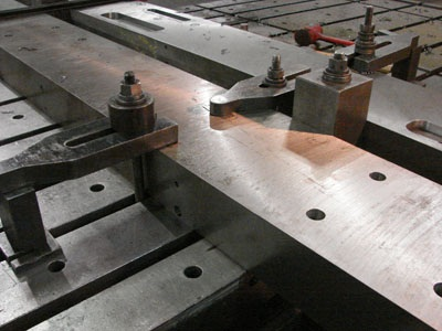 Workholding Clamps