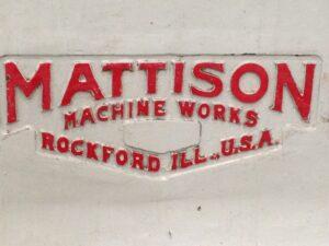 Mattison Grinder
