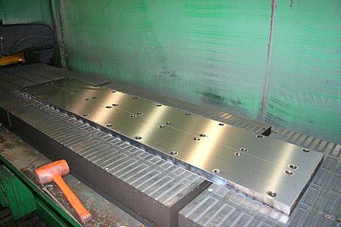 Surface Ground Wear Plates