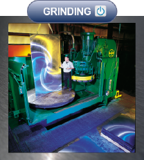 PGI offers Blanchard grinding, Mattison grinding, and surface grinding.